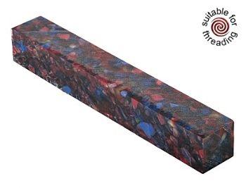 Kirinite Nebular pen blank